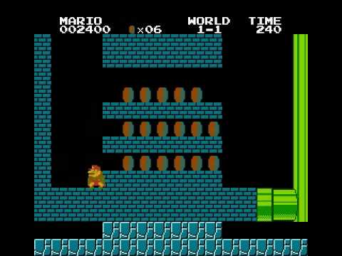 Super Mario Bros. (NES) ROM Corruption