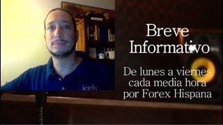 Breve Informativo - Noticias Forex del 5 de Febrero 2019