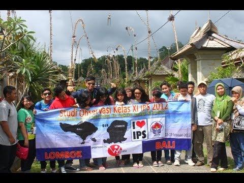 social class goes to lombok-bali-jogja (study tour IPS sma 81 '13)