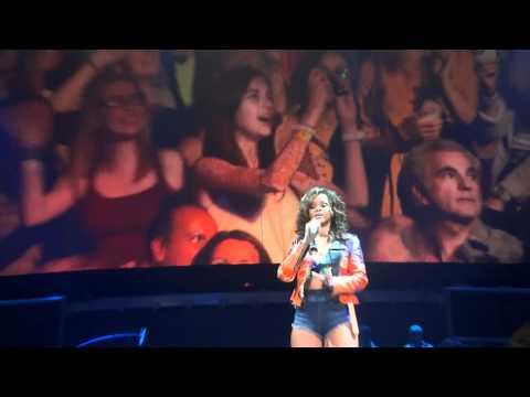Rihanna - Take A Bow (Live @ Sportpaleis Antwerp 22 October 2011 ) ♥