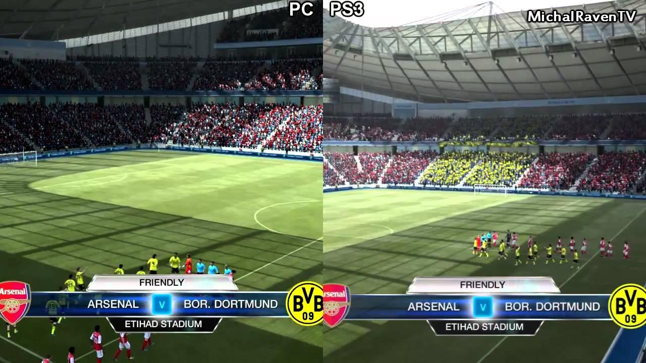 Fifa 14 Xbox One / Ps4 VS Xbox 360 / Ps3 gameplay - YouTube |Ps4 Graphics Vs Ps3 Fifa 14