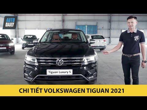 Chi tiết Volkswagen Tiguan 2021 vừa ra mắt tại Việt Nam |Autodaily.vn|