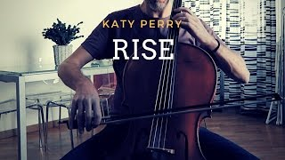 Katy Perry Rise for cello and piano COVER.mp3
