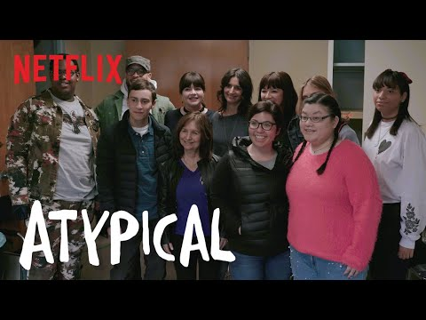 Atypical: Season 2 | Behind the Scenes: Introducing Sam's Autism Support Group | Netflix