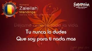 "Mandinga - ""Zaleilah"" (Romania) - [Kararaoke version]"