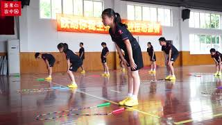 Publication Date: 2018-02-14 | Video Title: 跳绳 rope jumping students in Ch