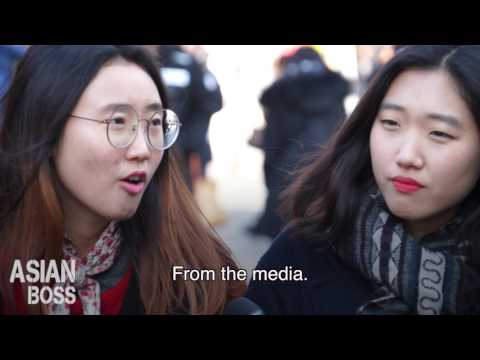 What Koreans Think of Black People | ASIAN BOSS