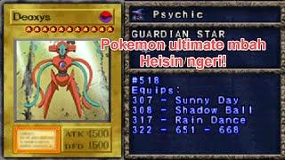 Pokemon Forbidden Memories (Beta) [Part2]   Weekend! Saatnya Bernostalgia!