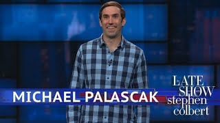 Michael Palascak: Parenting Isn't A Full Time Job, It's An Internship