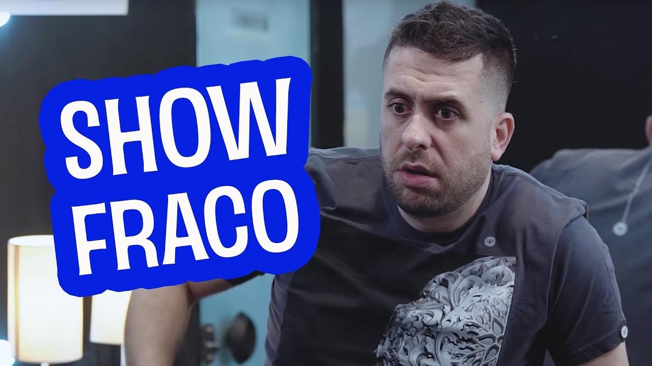 Show Fraco - DESCONFINADOS (Erros no Final)