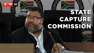 Former Bain partner Athol Williams testified at the Zondo Commission on 23 March 2021. Williams, who delivered Sars-related evidence, said that several meetings were held between Bain and former President Jacob Zuma. Bain is a US-based management consultancy firm that was appointed by former Sars commissioner, Tom Moyane.