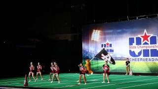 Anson Cheer Texas UIL State Finals 2017