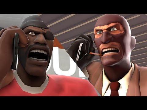 I'M AT SOUP! [TF2 SFM]