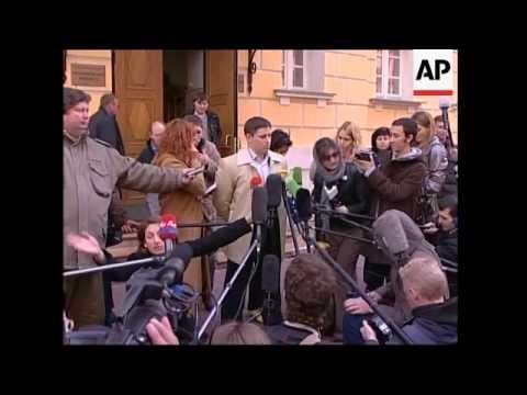 Politkovskaya murder trial begins, son, family lawyer