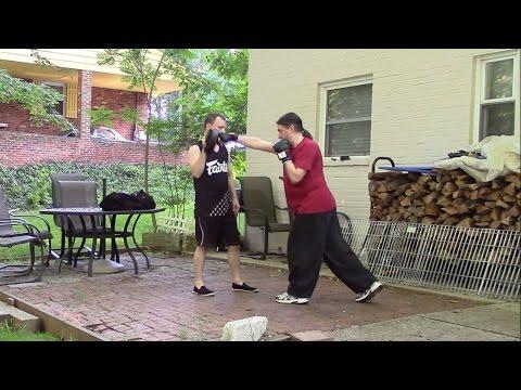 Basic Boxing Drills with Matt Stampe