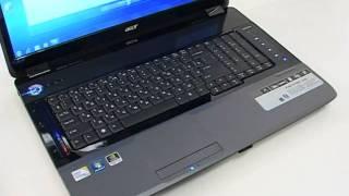 видео Ремонт ноутбука ACER Aspire 7745
