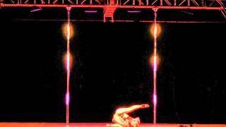 Becca Buck Great Midwest Pole Dance Competition Regional Elite Champion