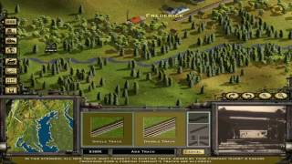 Railroad Tycoon 2 Platinum - 01 - Classic Campaign: The Iron Seed Walkthrough Gameplay