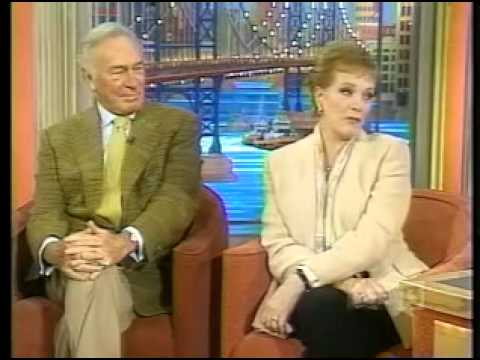 Julie Andrews & Christopher Plummer Rosie O'donnell  20000121