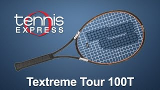 Prince TeXtreme 100T Racquet Review | Tennis Express