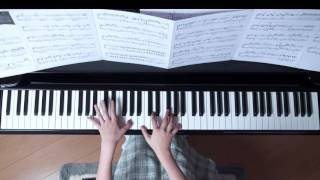 2016年8月20日 録画、 使用楽譜;月刊ピアノ2016年9月号、 楽譜記載の難...