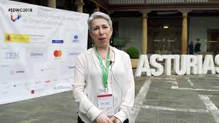 Sonia Torres - Interview from the 2nd World Conference on Smart Destinations 2018