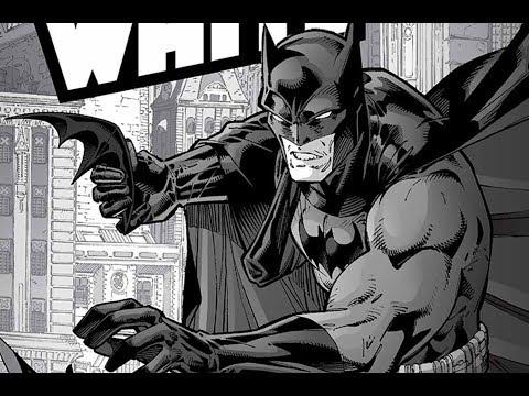 "COMIC CONVO - BATMAN : BLACK & WHITE / ""AN INNOCENT GUY"" READING 2018"