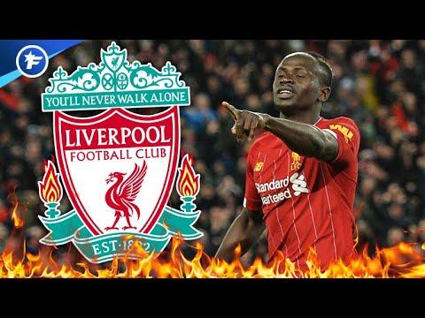 Sadio Mané Et Liverpool Enchaînent Les Records   Revue De Presse