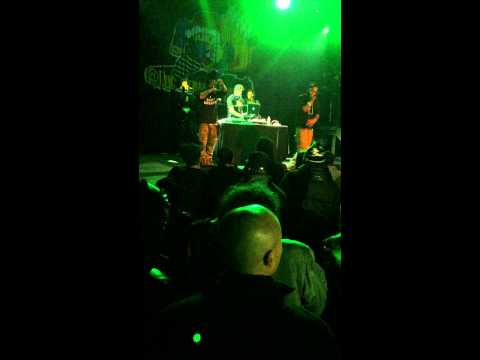 Smif-N-Wessun - Hellucination - Live In Brooklyn 2014