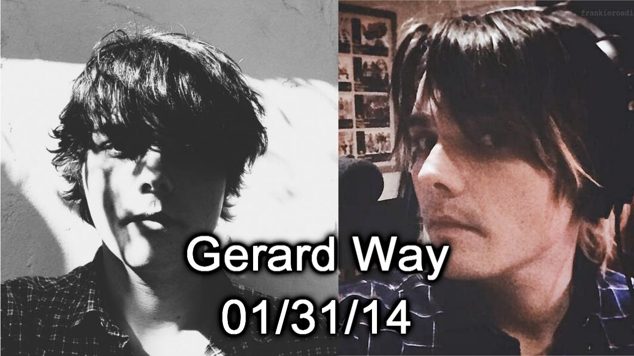 Gerard Way Interview [January 31, 2014] - YouTube