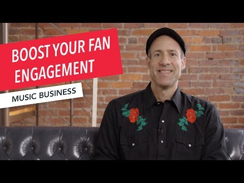 3 Tips to Boost Your Social Media Fan Engagement | Jay Coyle | Music Business | CD Baby | Marketing