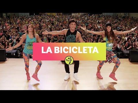 Carlos Vives + Shakira  La Bicicleta Choreography Sneak Peek