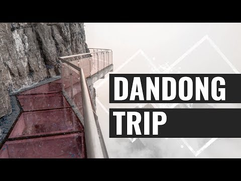 What to do in Dandong - A trip to Hushan Great Wall, The Broken Bridge and Phoenix Mountain