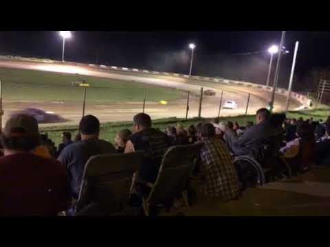 5-5-18  SHADYHILL SPEEDWAY, IN   TEEN 4 - FEATURE