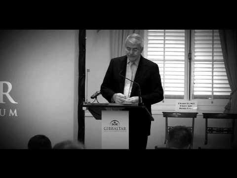 Former Prime Minister Sir John Major - Gibraltar Philanthropy Forum