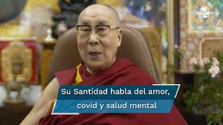 El actor y director mexicano platicó con el decimocuarto líder espiritual del Tíbet en donde se tocaron temas como el amor y la pandemia