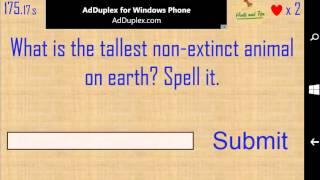 Stupidity Test 2 Windows Phone Gameplay Checkpoint #5