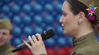 Артисты на День Победы. Праздник для ветеранов Аэрофлота