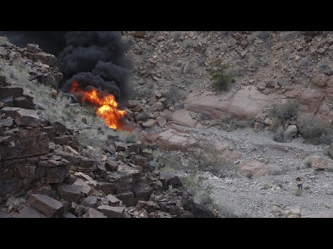 Three people killed in Grand Canyon helicopter crash