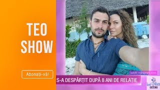 Teo Show (29.08.)-Bianca Dragusanu si Alex Bodi s-au casatorit in secret! Anna Lesko s-a despartit!