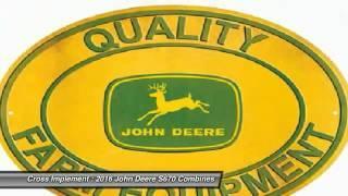 2016 John Deere S670 Minier, Springfield, Bloomington, and Peoria, IL