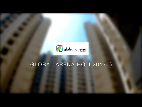 Global Arena Holi Celebration 2017