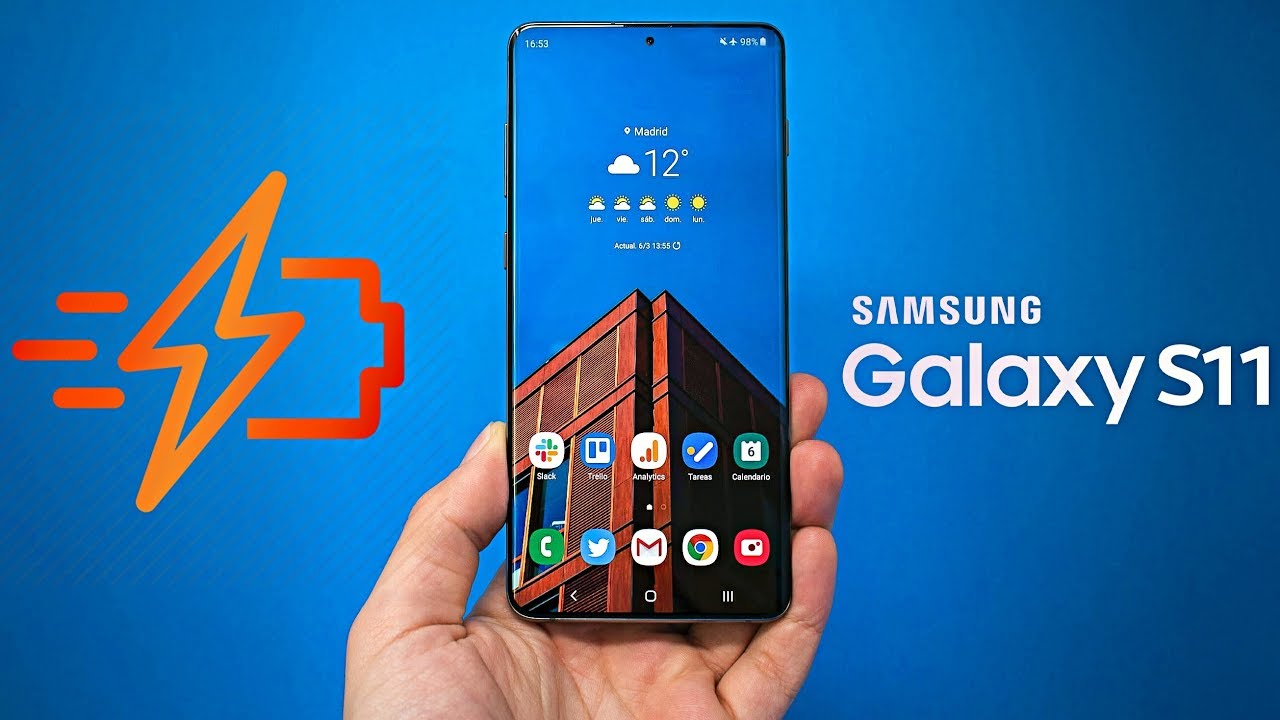 Samsung Galaxy S11 - SPACE ZOOM!!!