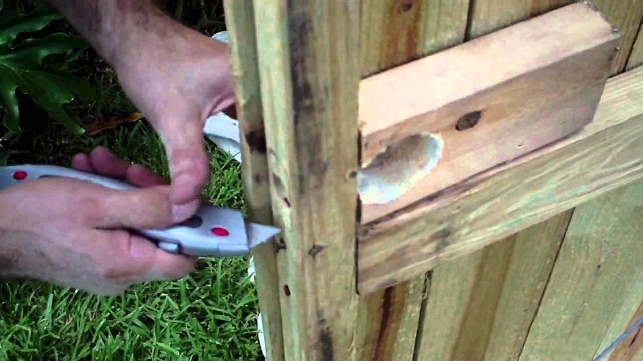 Door Handles Exterior Fence