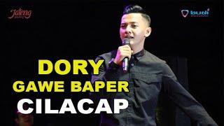 BIKIN BAPER ! Dory - Kangen Nickerie LIVE Lapangan Eks Batalyon Cilacap 28 September 2019