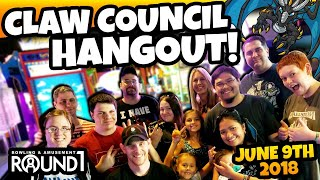 Video Claw Council Hangout! Crazy Awesome UFO CATCHER wins and Karaoke at the Round 1 Arcade! TeamCC download MP3, 3GP, MP4, WEBM, AVI, FLV Agustus 2018