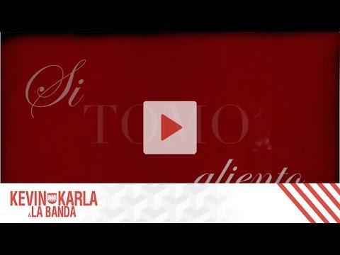 Love Me Harder (spanish version) - Kevin Karla & La Banda (Lyric Video)