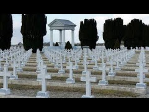 Crosses Covered In Italian Cemetery To Avoid Offending Muslim Migrants