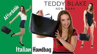 556bcc3594 Teddy Blake Handbag Unboxing