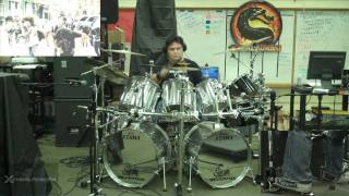 Party Rock Anthem by LMFAO ft. Lauren Bennett and GoonRock Drum Cover by Myron Carlos